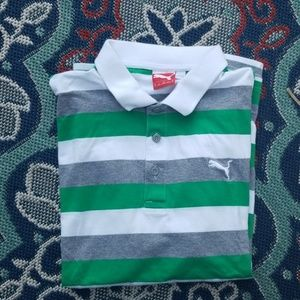 GUC Puma Polo Top Mens Medium
